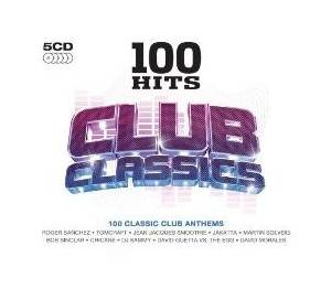 Cover - Soulsearcher: 100 Hits Club Classics