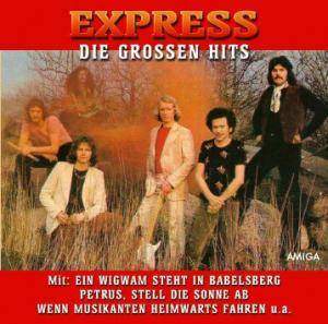 Cover - Express: Grossen Hits, Die