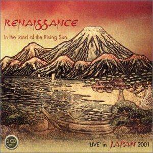 Renaissance: In The Land Of The Rising Sun - Cover
