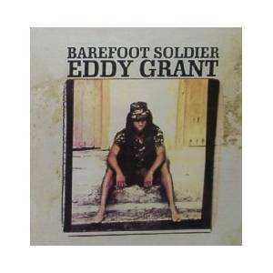 Cover - Eddy Grant: Barefoot Soldier