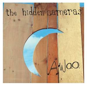 Cover - Hidden Cameras, The: Awoo