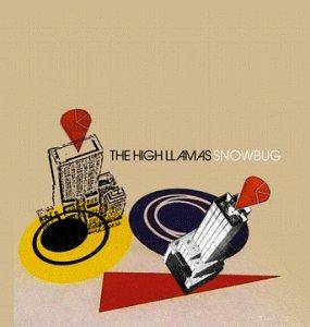 Cover - High Llamas, The: Snowbug