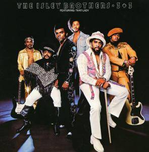 The Isley Brothers: 3+3 - Cover