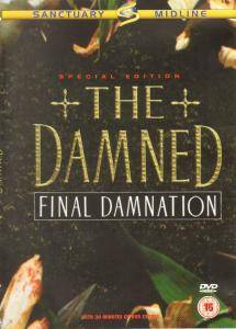 The Damned: Final Damnation - Cover