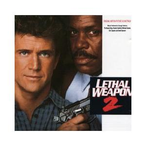 Lethal Weapon 2 - Cover