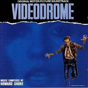 Howard Shore: Videodrome - Cover