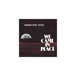 Brimstone Howl: We Came In Peace - Cover