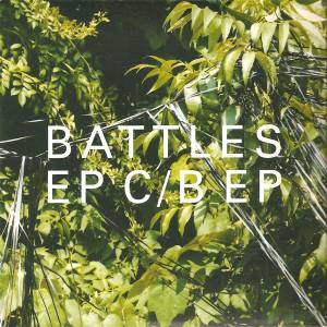 Cover - Battles: EP C / B EP