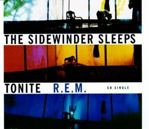 R.E.M.: Sidewinder Sleeps Tonite, The - Cover