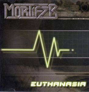 Mortifer: Euthanasia - Cover
