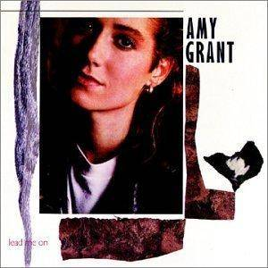 Cover - Amy Grant: Lead Me On