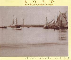 Cover - Bobo In White Wooden Houses: These Words Behind