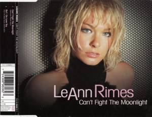 LeAnn Rimes: Can't Fight The Moonlight - Cover