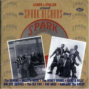 Spark Records Story, The - Cover