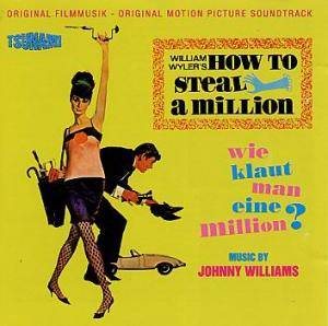 Cover - John Williams: How To Steal A Million