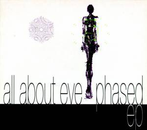 All About Eve: Phased EP - Cover
