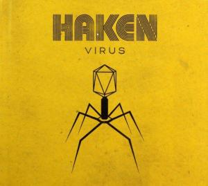 Haken: Virus - Cover