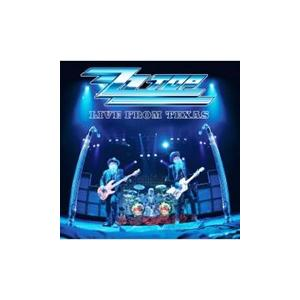 ZZ Top: Live From Texas - Cover