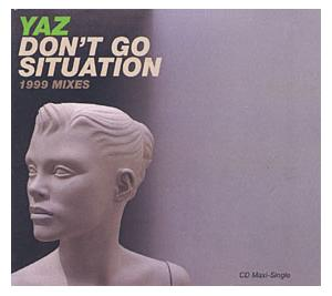 Yazoo: Don't Go / Situation - Cover