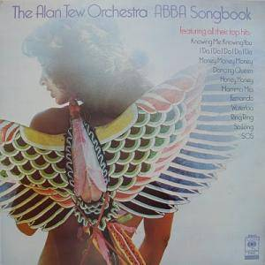 Cover - Alan Tew Orchestra: Abba Songbook