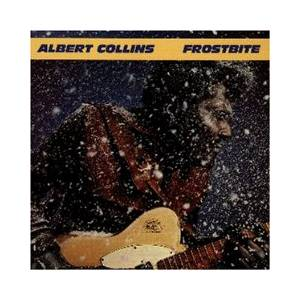 Cover - Albert Collins: Frostbite