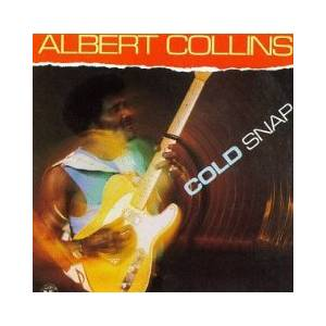 Cover - Albert Collins: Cold Snap