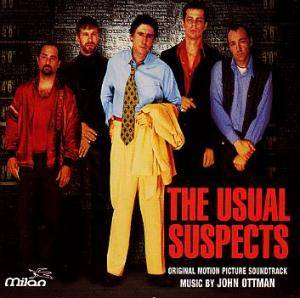 Cover - John Ottman: Usual Suspects, The