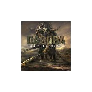 Dagoba: Face The Colossus - Cover