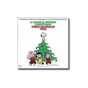 Vince Guaraldi Trio: Charlie Brown Christmas, A - Cover
