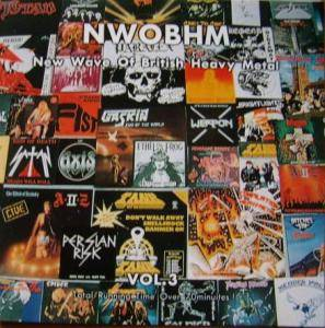 Cover - Chevy: NWOBHM Vol. 3