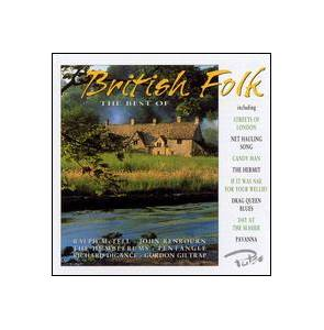 Cover - Ian Campbell Folk Group, The: Best Of British Folk, The
