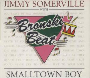 The Communards: Smalltown Boy - Cover