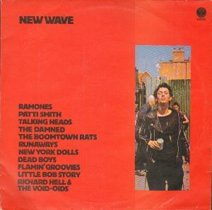 New Wave - Cover