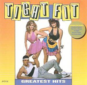 Cover - Tight Fit: Greatest Hits
