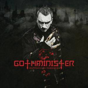 Cover - Gothminister: Happiness In Darkness