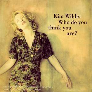 Kim Wilde: Who Do You Think You Are? - Cover