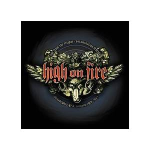 High On Fire: Live From The Relapse Contamination Festival - Cover