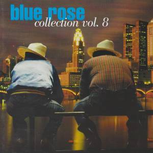 Cover - Volebeats, The: Blue Rose Collection Vol. 8