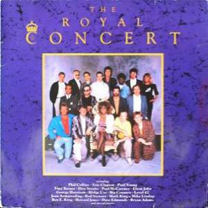 Royal Concert, The - Cover