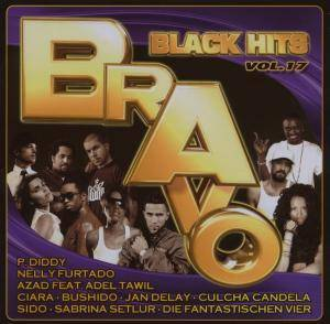 Cover - Pretty Ricky Feat. Sean Paul: Bravo Black Hits Vol. 17