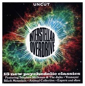 Interstellar Overdrive: 15 New Psychedelic Classics - Cover