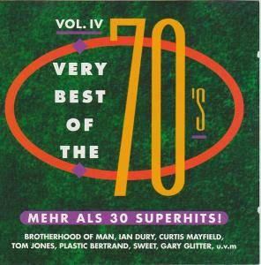 Very Best Of The 70's Vol. IV - Cover