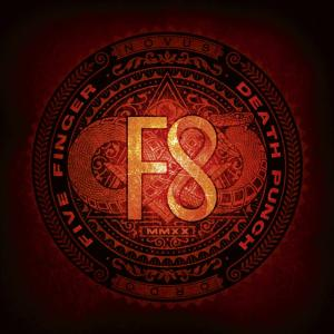 Five Finger Death Punch: F8 - Cover
