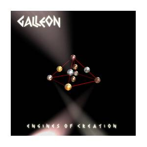 Galleon: Engines Of Creation - Cover