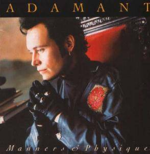 Adam Ant: Manners & Physique - Cover