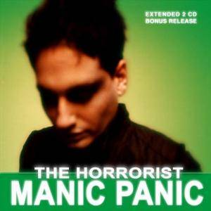 Cover - Horrorist, The: Manic Panic
