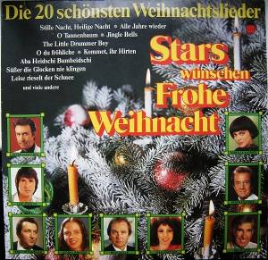 stars w nschen frohe weihnacht lp 1981 special edition. Black Bedroom Furniture Sets. Home Design Ideas