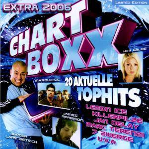 Club Top 13 - 20 Top Hits - Chartboxx - Winter Extra 2006 - Cover