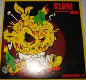 Cover - Q And Not U: Slam Zine Compilation #6