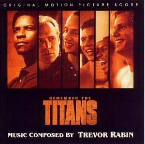 Cover - Trevor Rabin: Remember The Titans & Jack Frost